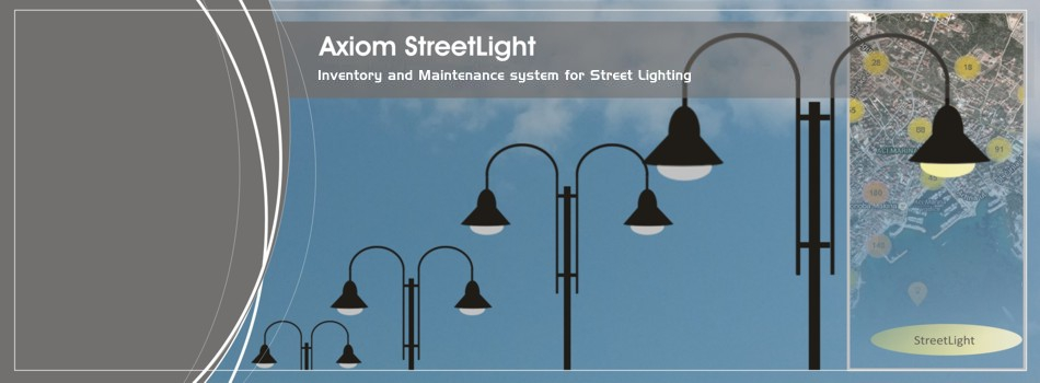 Inventory and Maintenance system for Street Lighting